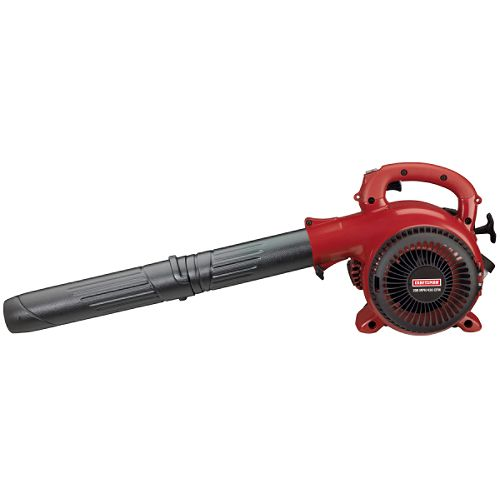 New Craftsman 25 Cc Gas Leaf Blower Vacuum Kit 200 Mph