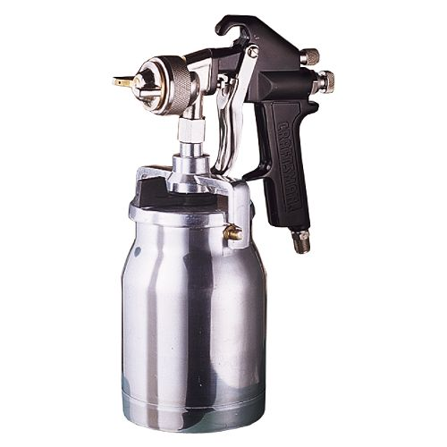 details about new craftsman automotive paint spray gun sprayer auto. Black Bedroom Furniture Sets. Home Design Ideas