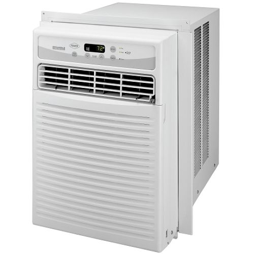 new kenmore 6 000 btu slider or casement window air conditioner 75063 ebay. Black Bedroom Furniture Sets. Home Design Ideas