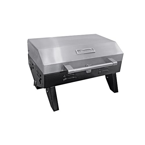 new kenmore barbecue gas mini table top grill camping ebay. Black Bedroom Furniture Sets. Home Design Ideas