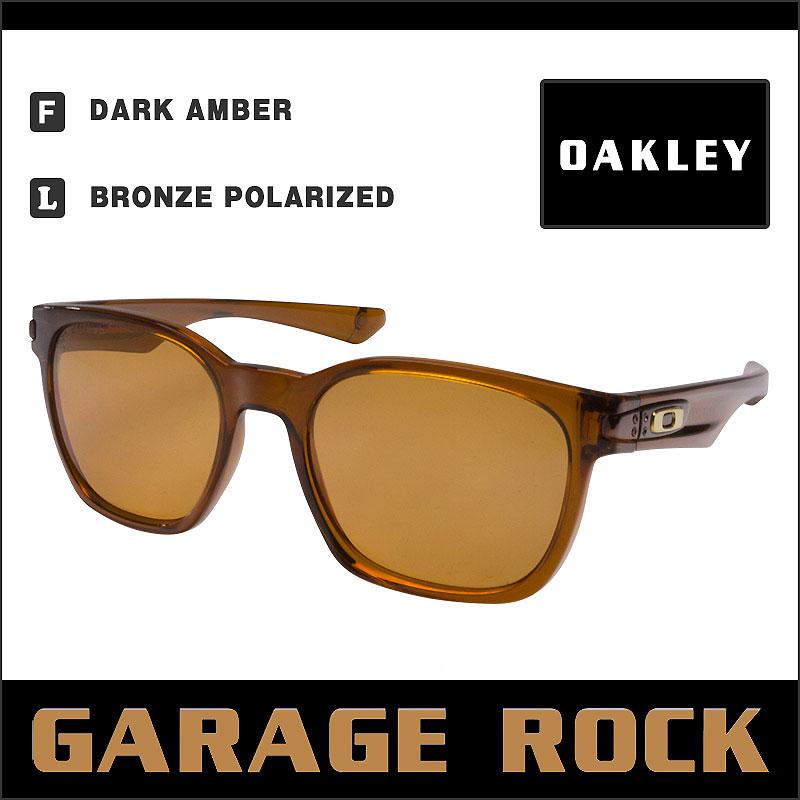 3e3bd349a59 Oakley Garage Rock Dark Amber « Heritage Malta