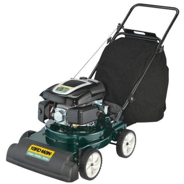 Sears Craftsman Lawn Vacuum And Chipper : Lawn vacuum deals on blocks